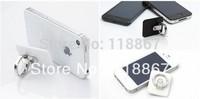 1000pcs Bunker Ring Mobile Phone Holder for iPod for iPad phone ring holder for iPhone Adhesive Ring Stand Holder