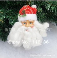 Free Shipping Santa Claus decorations in the Christmas Tree