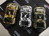 Camouflage Hummer Stereo Music Car Portable MIni Speaker Multi Colors DHL Free shippping 20pcs/ lot