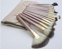 new Color Shine-High Quality Persian Wool Brush Set(18pcs)Free shipping