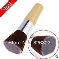 Free shipping 2013 Hot seller Environmentally friendly Goat Hair Make up Powder Brush