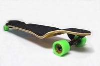Free Shipping Freeride / Freestyle Longboard Deck Drop Concave Platform Skateboard Longboard
