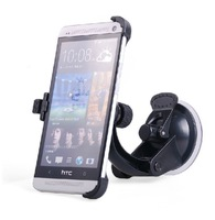 windshield car holder for HTC One M7 801e , Windscreen car Holder For HTC One M7 GPS suction cup mount