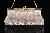 New star quality luxury handbags Czech Diamond Bags Evening Bags Clutch bag bride bag banquet sent free