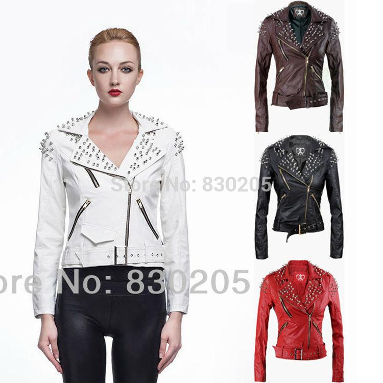 Plus Size Leather Jackets Cheap - JacketIn