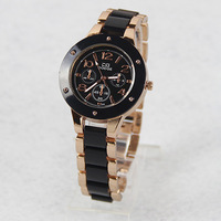 Dropshipping brand Wholesale high end women's fashion quartz watches 340 woman gift wrist watch