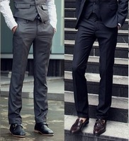 Free shipping Korean fashion men's pants, casual pants, high quality, men's pants, suit pants, men's quality