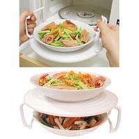 [Min. order 15 USD+] Household goods multifunctional microwave oven steaming rack