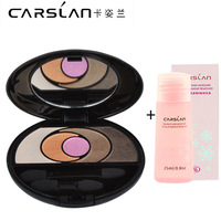 2013 Eye shadow golden 5 big eyes eye shadow make-up earth nude makeup color