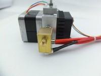 NEW 0.4mm Nozzle Extruder Print Head for 3D Printer Makerbot Mendel RepRap
