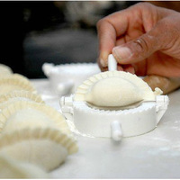 Hot sale New Dough Press Ravioli Pastry Pie Dumpling Gyoza Empanada Maker Moulds dumplings Tool