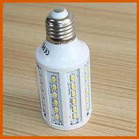 E27 15W 2400LM SMD5630 60 led 360 degree LED Corn Bulb  High Luminous Efficiency led Light Lamp freeshipping