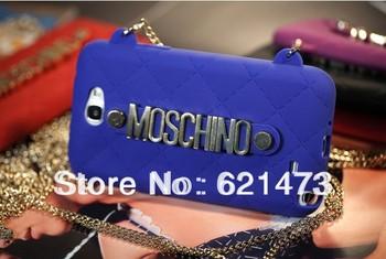 Free Shipping Luxury Milan Bag Design Phone Case Ladies Handbag For Samsung Galaxy Note II N7100