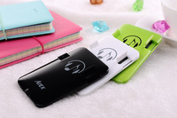 Free shipping Low Radiation cellphone and smallest Mini card mobile phone in the world the best gift for children with MP3