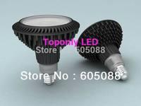 New Patent Design e27 18w led par38 dimmable spotlight,1560lm,AC100-240v, life>50,000hrs,10pcs/lot hot selling,free shipping