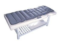 2014 Promotion New Body The Waist The Neck The Back of The Massage Mattress Fm-9504s 10 Motor Zone Heated Function Pad