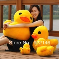 Free Shipping  4Pcs Big plush toy /doll little duck /dolls toy/christmas birthday gift