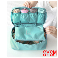 Underwear Storage Bags Bras Bags Panties Socks Storage Case Waterproof Travel Portable Storage Box & Bra Case Free Shipping