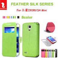 freeshipping Bergdorf  for SAMSUNG   s4 mini i9190 phone case protective case i9190 protective case silk holsteins