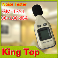 1PCS/LOT High Quality  Digital Sound Level Meter Decibel Logger Tester 30-130dB Test vehicle noise test environment noise