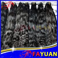 4pcs lot 2013 Fayuan no chemical 5A grade no tangle & no shedding 100% virgin Cambodian loose wave hair
