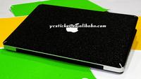 Free Shipping Glitter Sparkly Bumper Edge Full Skin Sticker Decal for Apple Glitter Skin for MacBook Full Skin