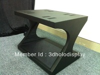180 degree 3D Holographic Display Showcase,Advertising Showcase,Pyramid Hologram Display,Holographic Advertising Showcase