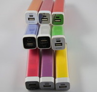 2600mah cube portable  power charger