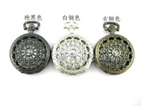 2014 New Fashion vintage Medium pocket watch pocket watch necklace rahb216m  Free Shipping