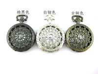 2014 New Fashion vintage Medium pocket watch pocket watch necklace rahb216m  Free Shipping