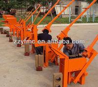 Easy operation!!paver block making machine/interlocking brick making machine in china