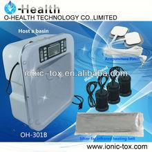 OH-301-B Improves Memory and Sleep ionic detox foot bath(China (Mainland))