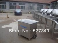 High efficiency & easy operation frozen meat mincer/grinder