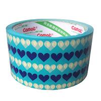 Free Shipping 6rolls/lot  Multicolour DIY Handmade Cartoon Tape Adhesive Tape Big roll 5cm x 30m