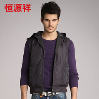 Heng YUAN XIANG 2011 winter down coat male short design 9289 down vest
