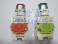 Lay37-11dn pbcy090 illuminated push button switch 220v voltage