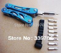 HOT!!Multi plier fishing gear cut line hook lure bait /scissors Outdoor tools 16.5cm/320g  5PCS/LOT Wholesale