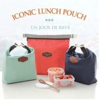 2013 hot-selling portable multifunctional thermal lunch bag ice cooler handbag for picnic free shipping traveling bags in bag