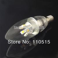 Best selling 30pcs/lot new design led candle lighting warm cool white E12 /E14 7W AC 85-265V