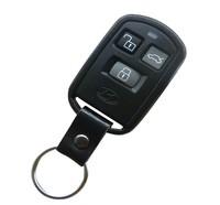 Replacement Remote Key Case Control Shell 3 Button for HYUNDAI Sonata Accent X300 X350 Uncut Fob