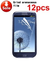 12 X Hot Sale Anti Glare Matte Screen Protector Cover For Samsung Galaxy S3 III i9300 t999