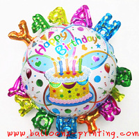 HappyBirthday Foil Balloons Party &Festival Decoration Occasion 50pcs Free Shipping   Very Cool