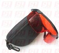 190-540nm laser safety glasses for blue laser and green laser, laser glasses+ black hard box + cleaning cloth