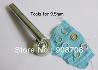 Free Shipping New Snap Button Fastener Tools 9.5mm DIY sprong Snap Button Handmade Machine