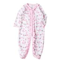 Clothing infant underwear sleepwear natural 100% carters cotton baby clothes valet  shipping free