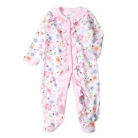 Child infant underwear sleepwear little tots 3114 100% cotton bodysuit  shipping free