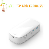 Dedicated & Portable 150Mbps 5200mAh Battery TP-LINK TL-MR12U Power Bank 3G WiFi Router Hongkong Post Free