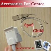 Children SPO2 Probe For CONTEC Brand Digital Blood Pressure Monitor CONTEC08A/08C