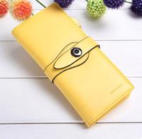 Free shipping Hot Wallet female long design 2013 wallet fashion women's zipper wallet