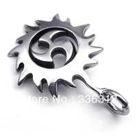 PP1122451 UNISEX Silver Stainless Steel casting Gear Hammer of Thor pendant necklace chain mens womens brand chain